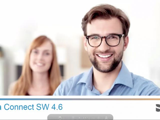 Sirona Connect 4.6 - 1. Overview
