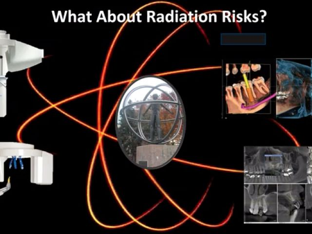 Radiation Risks With CBCT