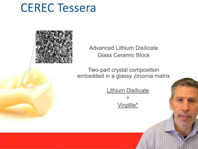 Tip of the Day - CEREC Tessera