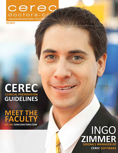CEREC Magazine - Q1 2011