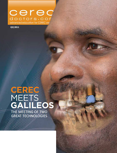 CEREC Magazine - Q3 2011