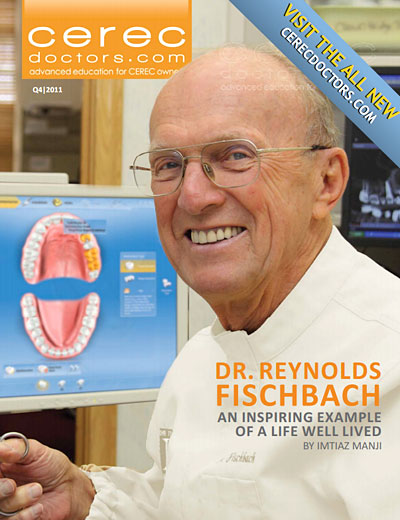CEREC Magazine - Q4 2011