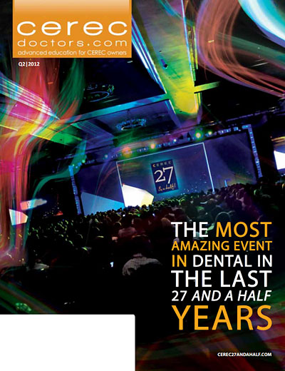 CEREC Magazine - Q2 2012