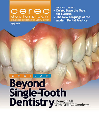 CEREC Magazine - Q4 2012