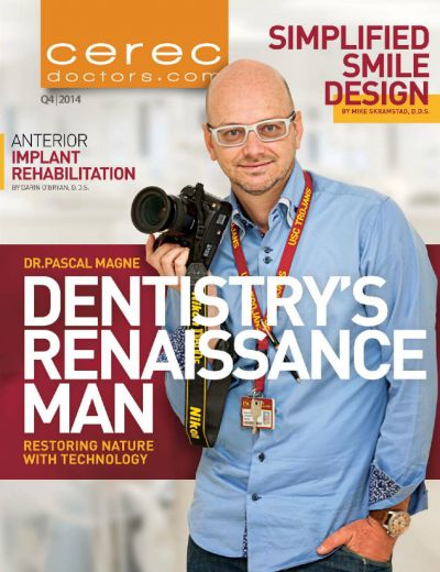 CEREC Magazine - Q4 2014