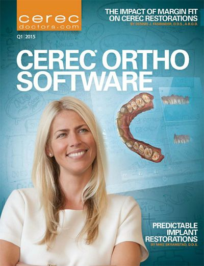 CEREC Magazine - Q1 2015