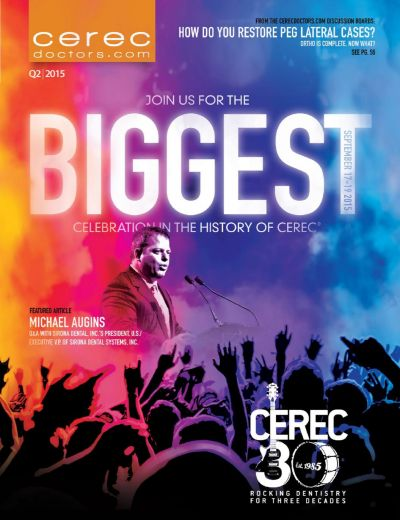 CEREC Magazine - Q2 2015