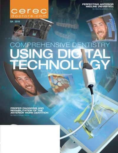 CEREC Magazine - Q4 2016