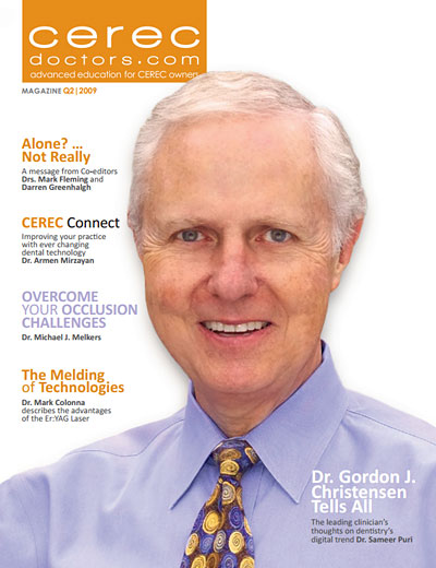 CEREC Magazine - Q2 2009