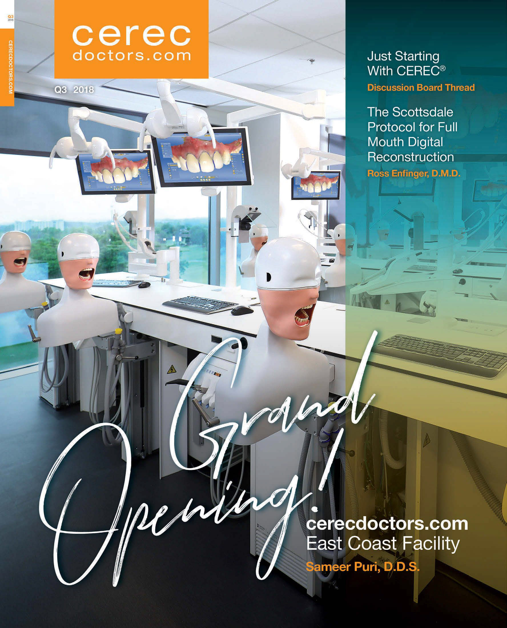 CEREC Magazine - Q3 2018