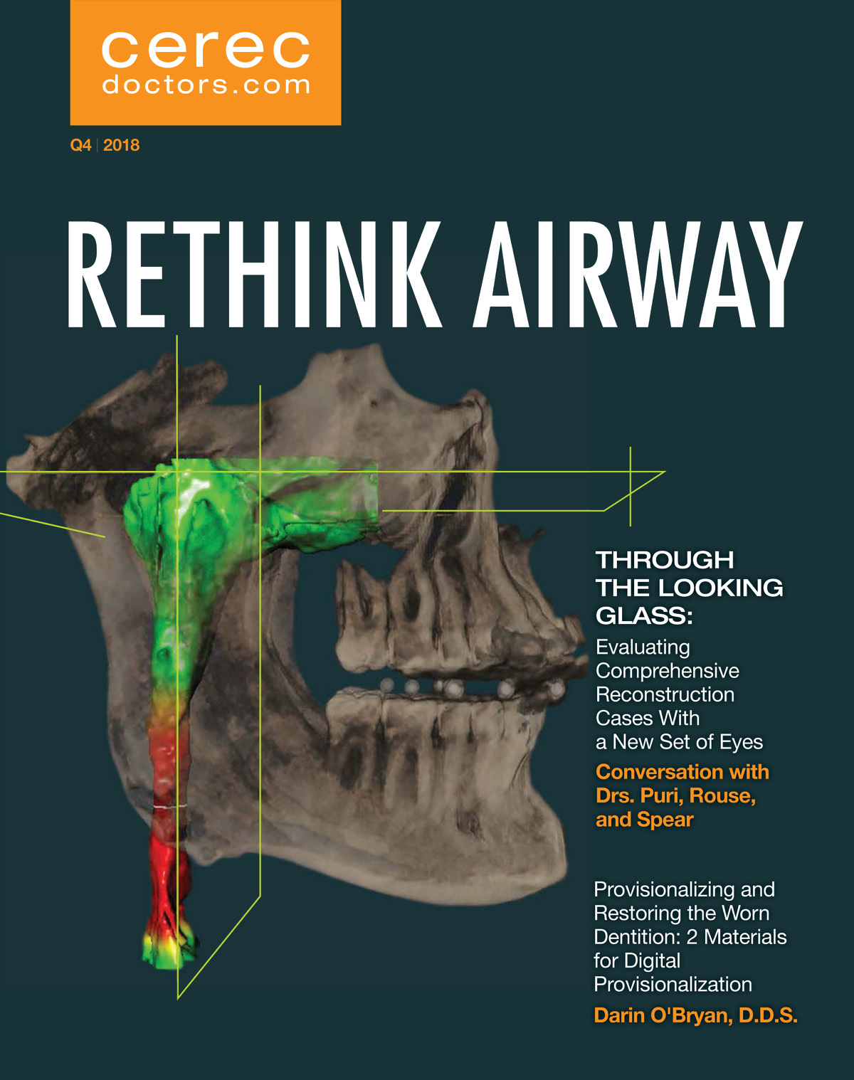 CEREC Magazine - Q4 2018