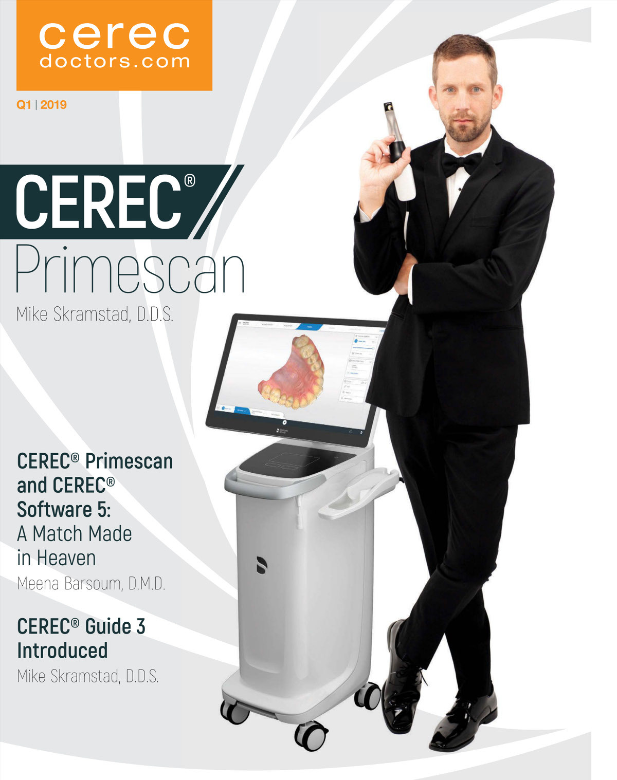 CEREC Magazine - Q1 2019