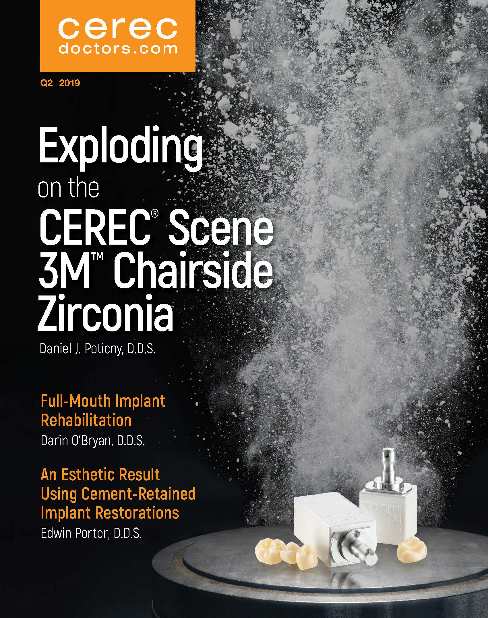 CEREC Magazine - Q2 2019