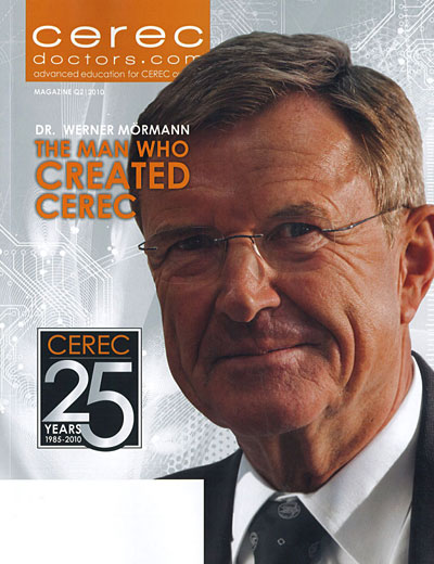 CEREC Magazine - Q2 2010
